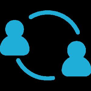 Co-relação entre partes, suporte consultivo